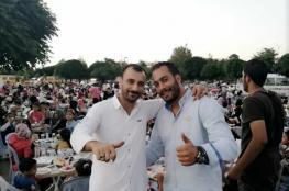 """مسيحي أردني ينظم حفل إفطار لنحو 5 آلاف يتيم بالعاصمة عمان """"صور """""""