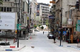 فلسطين تدخل الحجر الصحي الشامل مساء اليوم