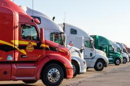 """الحكومة تسمح بشراء الشاحنات الكبيرة من """"إسرائيل"""""""