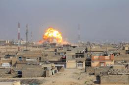 القوات العراقية تحاصر آخر مواقع داعش في الموصل