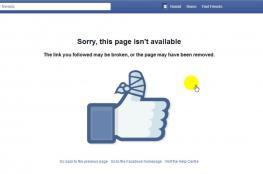 """""""فيسبوك"""" أغلق وحظر 18 حساباً فلسطينياً الشهر الماضي"""
