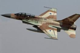 طيران الاحتلال ينفذ غارات وهمية على غزة