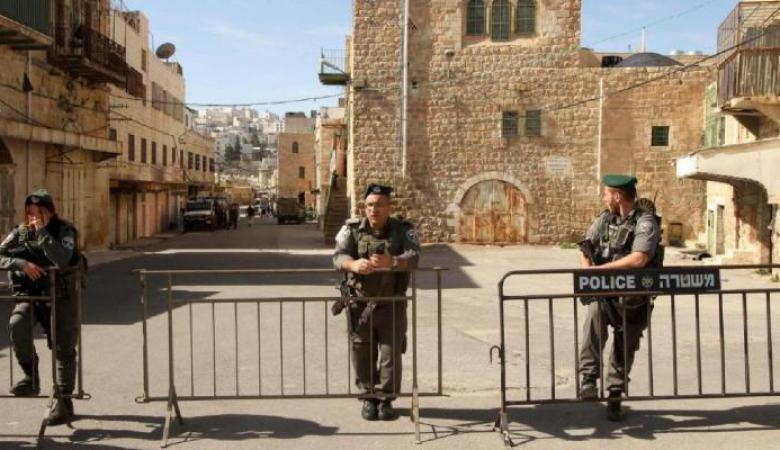 الاحتلال يغلق الحرم الإبراهيمي غدا بحجة الأعياد اليهودية