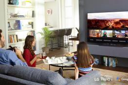 إل جي تطلق مساعد جوجل على أجهزة تلفاز 2018