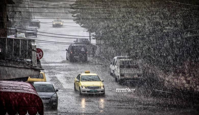 حالة الطقس : انخفاض على درجات الحرارة وفرصة لسقوط أمطار