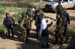الاحتلال يصادر 275 دونم من أراضي بيتونيا غرب رام الله