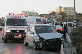 مصرع 2 وإصابة 183 بحوادث سير الأسبوع الماضي