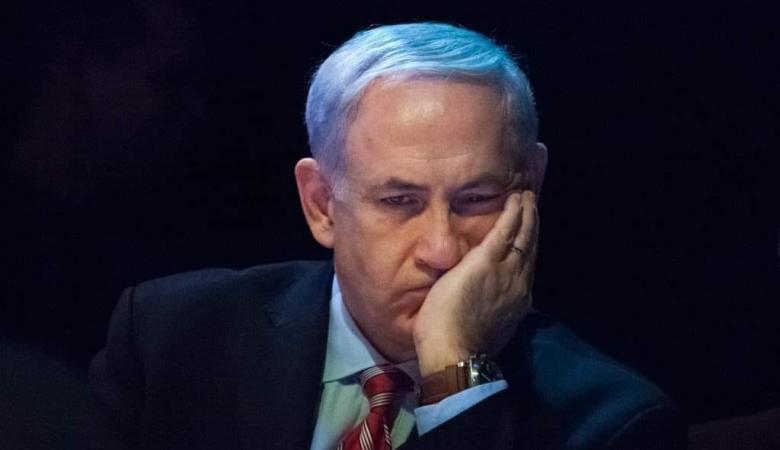 """نتنياهو يرد على """"المشتركة """" : امامنا خياران"""