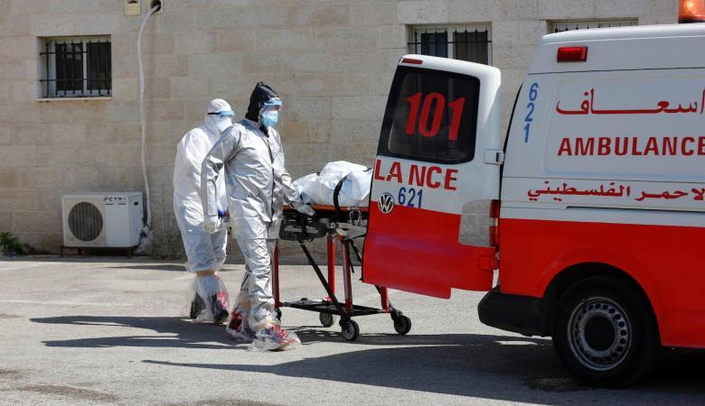 فلسطين : وفيات كورونا ترتفع الى 91 حالة