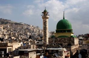 مآذن مدينة نابلس بين الطراز المعماري القديم والحديث