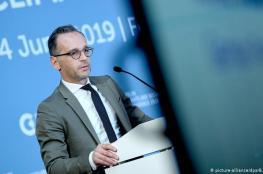 وزيرالخارجية الالماني يصل ايران لانقاذ الاتفاق النووي