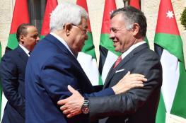 اتصال هاتفي بين الرئيس والعاهل الاردني
