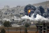 مقتل 100 مدني بينهم 40 طفلًا بغارات التحالف الدولي على داعش في سوريا