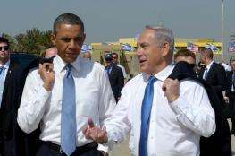 """نتنياهو عرض على """"اوباما """" ترحيل الفلسطينيين الى شمال سيناء"""