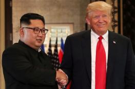 """ترامب: إطلاق كوريا الشمالية صواريخ باليستية ليس """"خرقاً للثقة"""""""