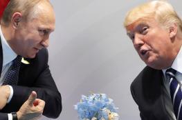 بوتين : ترامب ليس عروسي