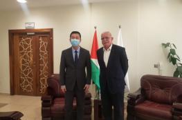 السفير الصيني يكشف موعد وصول طائرة الأدوية والمساعدات الطبية لفلسطين