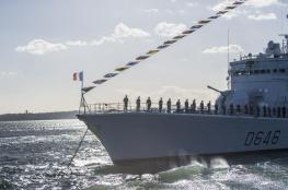 فرنسا ترسل قطع بحرية لدعم حفتر في معارك طرابلس