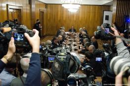 بدء حوارات الفصائل الفلسطينية لانهاء الانقسام في روسيا