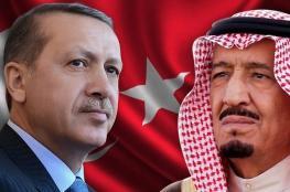 اردوغان عرض إقامة قاعدة عسكرية تركية بالسعودية والملك سلمان وعد بتقييم الأمر