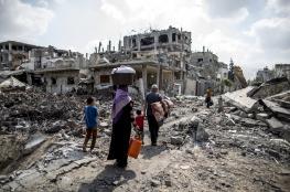 اتفاقية  لاعمار مساكن  غزة بقيمة  17,091,744 مليون دولار