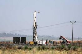جيش الاحتلال: عملية بناء الجدار حول غزة ينتهي اواخر العام المقبل