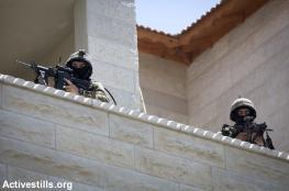 """الاحتلال يعتقل """" 5  مواطنين من الضفة الغربية"""