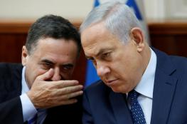 وزير الاستخبارات الاسرائيلي يكشف عن خطة لربط ميناء حيفا بالخليج العربي