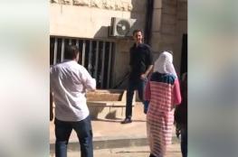 شاهد ..بشار الاسد يتجول في شوارع دمشق