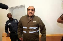 الاحتلال يؤجل محاكمة الأسير محمد الحلبي للمرة 138