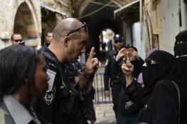 """المستوطنون نفذوا """"90 """" انتهاكاً ضد المسجد الاقصى والحرم الابراهيمي خلال الشهر الماضي"""