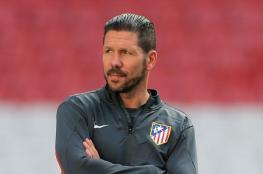 سيميوني لن يرحل عن اتلتيكو مدريد