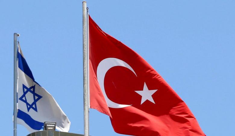 مباجثات تركية اسرائيلية مرتقبة حول الوضع في سوريا