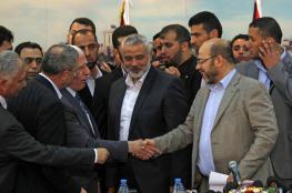 حماس تشكر عوائل شهداء الانقسام على المصالحة