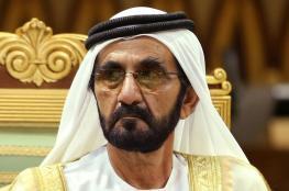 """حاكم دبي : كورونا جعل """"دهاة العالم"""" في حيرة وخوف وتيه"""