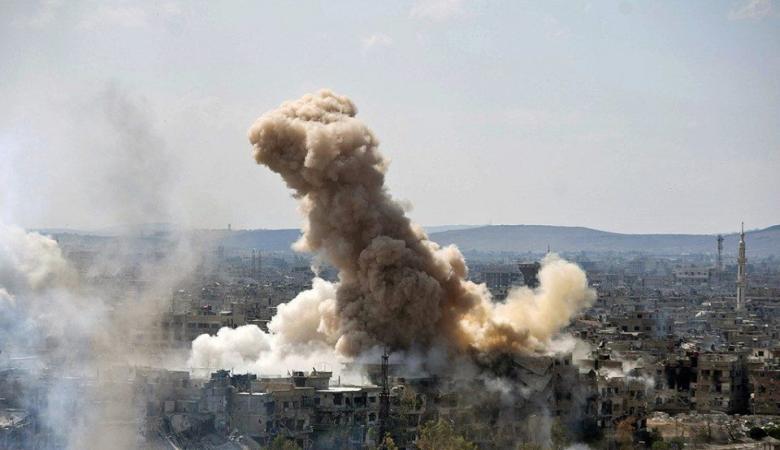 الدفاع الروسية : سيطرنا على ثلي مخيم اليرموك