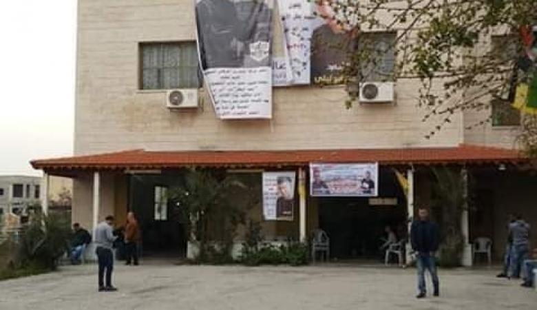 """العليا تمنح  عائلة الشهيد """"عمر ابو ليلى """" مهلة لاخلاء منزلها"""
