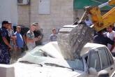 إتلاف 61 مركبة غير قانونية بحملة في بني نعيم شرق الخليل