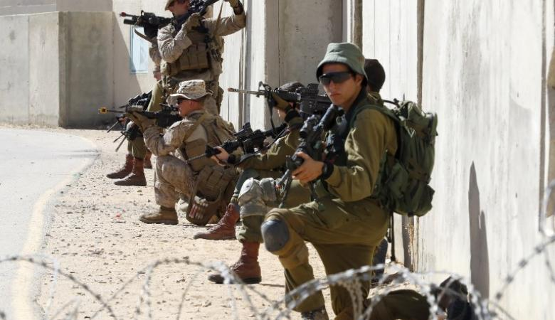 لواء المظلليين في جيش الاحتلال يستعد للانتشار على حدود غزة