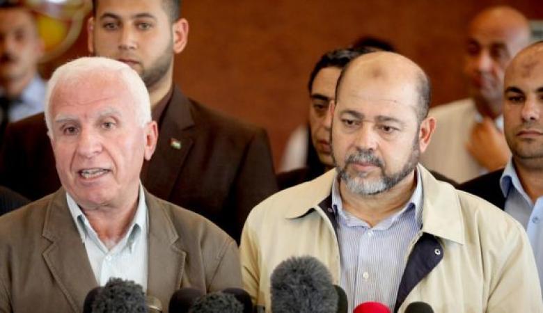 حركة فتح توافق على الورقة المصرية للمصالحة الفلسطينية