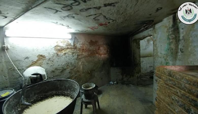 وقف مخبز عن العمل في رام الله عدم توفر الشروط الصحية