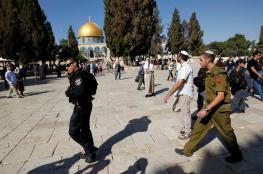 88 مستوطنا يقتحمون المسجد الأقصى