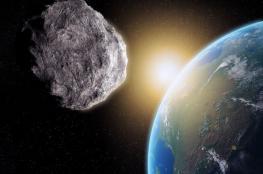 كويكب ضخم يقترب من الأرض بشكل كبير