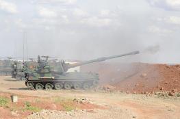 تركيا تعلن عن مقتل نحو 900 مسلح كردي في عفرين السورية