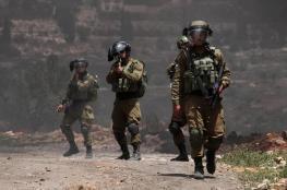 مواجهات في اقتحام الاحتلال لمدينتي  قلقيلية وجنين