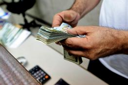 الدولار يواصل تراجعه مقابل الشيقل