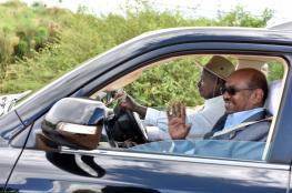 """الامن السوداني يودع """"البشير """" السجن"""
