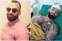 """الرئيس يمنح الشاب """"صابر مراد """" وسام الشجاعة بعد ان تصدى للارهابي في لبنان"""