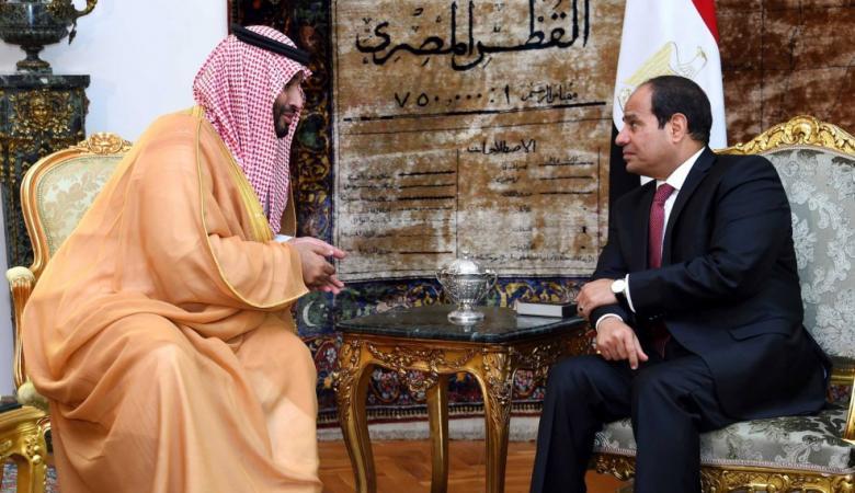 نتيجة بحث الصور عن محمد بن سلمان مصر