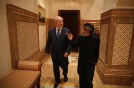 """بماذا وصف السلطان قابوس... نتنياهو يتحدث عن تفاصيل """"الزيارة المثيرة للجدل"""" إلى عمان"""